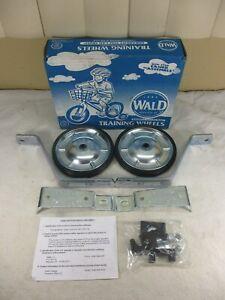 "NOS Wald Training Wheels Model 10252 Kids 16-20"" Bike Bicycle Support (b)"