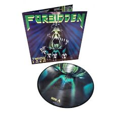 Forbidden - Twisted Into Form LP PICTURE DISC VINYL IMPORT Speed Thrash Metal