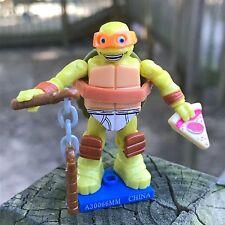 Complete Set All 8 Mega Bloks Construx Series 4 TMNT Ninja Turtles Karai