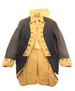 The Patriot Movie Heath Ledger Continental Army Jacket - Debbie Reynolds Archive