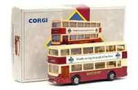 CORGI 91701 MIDLAND FOX METRO 91847 METRO BUS model double deck buses 1:64th