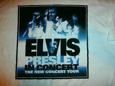 TRUE VINTAGE 2006 ELVIS WORLD TOUR T-shirt Tag S Unisex RARE SUPREME KING