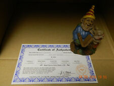 """Tom Clark """" Andy Happy New Year """" Gnome"""