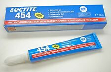 Loctite 454 x 20g Instant Adhesive Gel Genuine EU Style