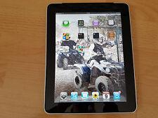 Apple iPad 1. Gen. Wi-Fi + 3G 64GB, WLAN + 3G - Tablet DEFEKT (DFT 300)