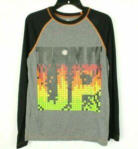 CIRCO Youth Sleep Shirt Gray Turn it Up Size XL