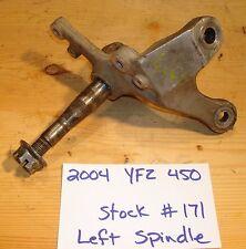 2004 Yamaha YFZ450 Left Spindle #171-T13-B
