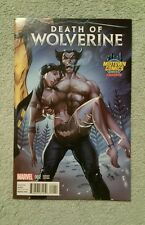 Death of Wolverine 2 Midtown comics variant NM Marvel Comics