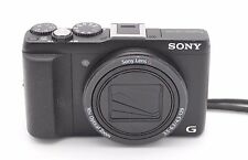 SONY CYBERSHOT DSC-HX60V 20.4MP 30x ZOOM DIGITAL CAMERA - BLACK