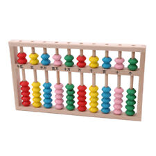 Abacus Toy Wooden Counting Frame with Beads Arithmetic  Math Educational Toys Z