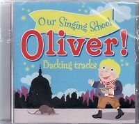 OLIVER Our Singing School Backing Tracks CD