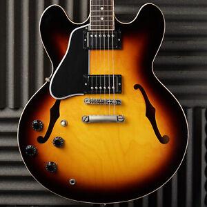 Gibson ES-335 Dot Left-Handed 2010 Vintage Burst