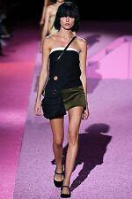 MARC JACOBS Hopsack Single Pocket Strapless Dress ( Size 4)