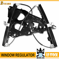 Front Passenger Side Window Regulator Right R New For fit 03-06 Ford Expedition