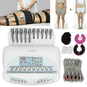 Microcurrent Low frequency Body Slim Weight Loss Massage Massager Beauty Machine