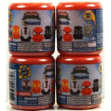 4 Pack of Ultimate Spiderman Mash'Ems Series 1 Mashems UK Seller 4 Yrs+NEW