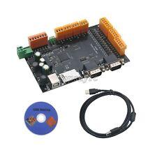 MDK2 USB CNC breakout junta 4-Axis Controlador de motor paso a paso interfaz SD MPG