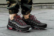 NIKE AIR MAX 95 SAFARI ,,BLACK INFRARED'' SIZE 4.5 EUR 37.5 (AV7014 001)