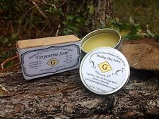Turpentine Soap & Healing Pine Salve Combo Pack