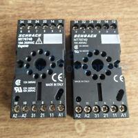 MT78740 Schrack Relay Socket 10A 250VAC 11 Pin Holes