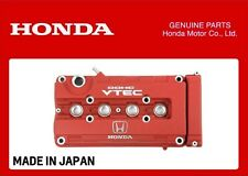 GENUINE HONDA RED ROCKER COVER B-SERIES CIVIC EK9 INTEGRA DC2 TYPE R