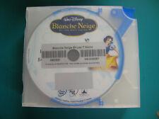 DVD DISNEY boitier slim BLANCHE NEIGE ET LES 7 NAINS (b13)