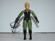 1983 GI JOE / ACTION FORCE Z-FORCE QUARREL SCARLETT 100% COMPLETE C9+ - PALITOY