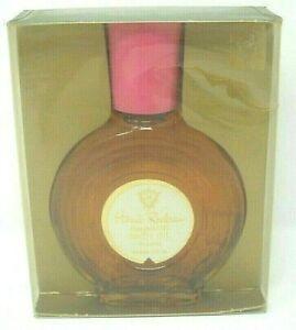 Vintage Henri Rocheau Fragrant Bath Oil Jergens 5 Oz Full