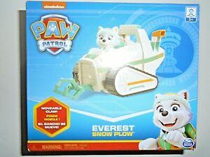 "Nickelodeon Paw Patrol Everest Snow Plow  ""NEW"""