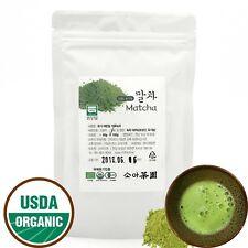 100% Pure delicate Leaf Organic Green Tea Powder 100g(3.52oz) Matcha Ceremonial