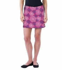 Tranquility Colorado Clothing Skort *Skirt with Shorts* XL (Waist 36-40) Pink