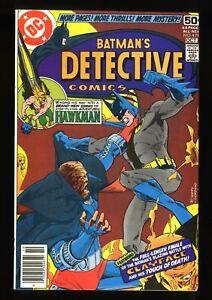 Detective Comics (1937) #479 NM- 9.2
