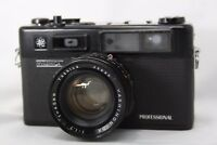 Yashica Electro 35 Professional 35mm Rangefinder Film Camera **As Is** #M001b