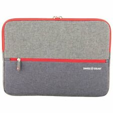 "Swiss Gear 12"" Laptop Sleeve (SWC0134) - Grey - FREE SHIPPING"