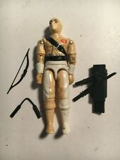 """1984 Hasbro GI JOE STORM SHADOW 3 3/4"""" Figure Complete"""