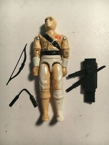 "1984 Hasbro GI JOE STORM SHADOW 3 3/4"" Figure Complete"