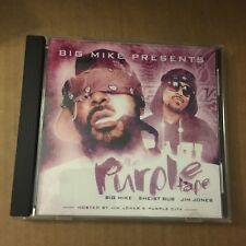 DJ Big Mike Purple City The Purple Tape DIPSET Harlem NYC Hip Hop Mixtape Mix CD