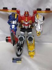 Power Ranger Mega force Goseiger DX Gosei great Megazord  from japan bandai