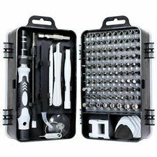 tool kit Screwdriver Set 115 in1 Magnetic Precision Fit Computer Pc Phone Repair