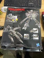 "damaged box Transformers Masterpiece 12"" Action Figure Movie Series - Megatron"