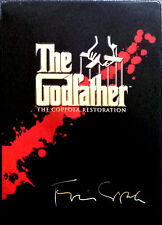 Francis Ford Coppola, The Godfather (The Coppola Restoration, 5 DVD), 1972-1990