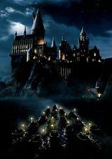 Hogwarts Photo Print - Harry Potter Movie Posters Photo Print Poster