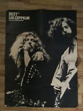 Poster BEST N°8 - Led Zeppelin