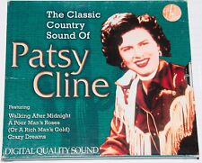 Patsy Cline - The Classic Country Sound of Patsy Cline (CD, 2001, Gift Of Music)