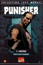 Marvel France  100%  MARVEL  PUNISHER    N° 7