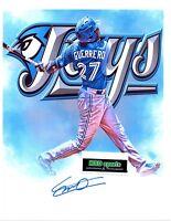 Vladimir Guerrero Jr.Toronto Blue Jays reprinted 8x10 autograph signed photo!