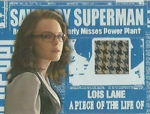 SUPERMAN RETURNS - A PIECE OF THE LIFE OF - LOIS LANE'S SKIRT - PW CARD - NrMt