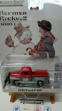Greenlight Norman Rockwell 1956 Ford F-100 (NG62)