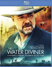 NEW/SEALED The Water Diviner (Blu-ray Disc, 2015)