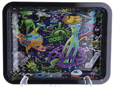 OOZE Fun Rolling Trays, Tobacco Smoking Accessories-UNIVERSE-Medium(10